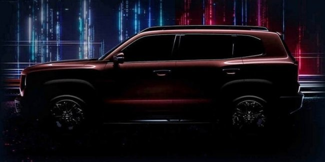 New brutal Haval: it is not H5