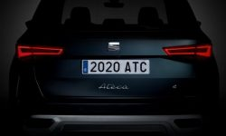 Updated SEAT Ateca. What to expect?