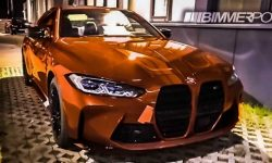 """""""Clean"""" September: debut of the BMW M3/M4 to version Pure"""