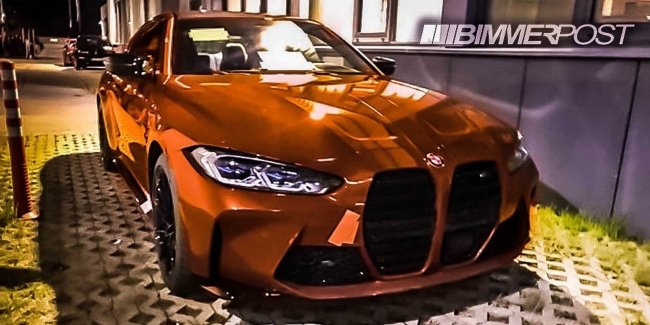"""Clean"" September: debut of the BMW M3/M4 to version Pure"