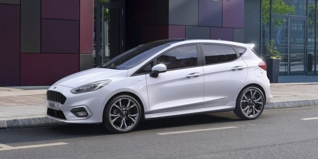 Ford Fiesta is the mild hybrid