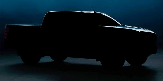 New Mazda BT-50: the first teaser