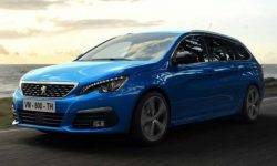 "Updated Peugeot 308 was not included in the family of ""toothed"""