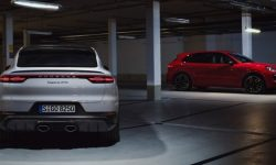 Porsche Cayenne GTS sport as it is