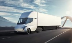 Tesla is a Semi the company prepares for production