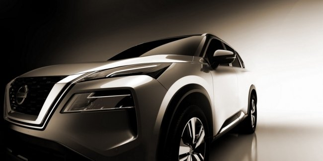 The new X-Trail: first official photos