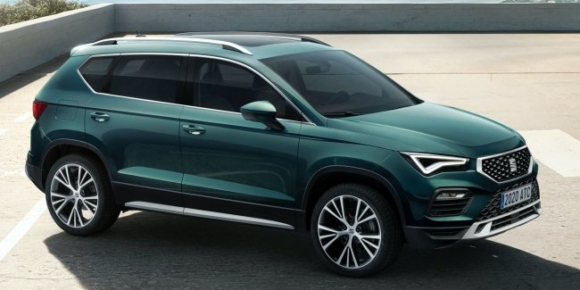 """Updated Ateca: """"plastic"""" faces, new motor and """"severe"""" equipment"""