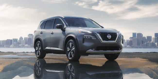 New Nissan Rogue: looking for the next X-Trail