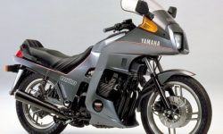 Returns turbo Yamaha motorcycles