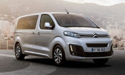 Citroen E-SpaceTourer: all-electric 9-seater van