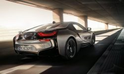 """My journey over, I come"": descended from the conveyor of the latest BMW i8"