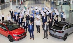 VW Nivus went into production