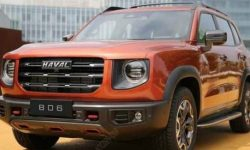 "New details about the ""Big dog"" Haval"