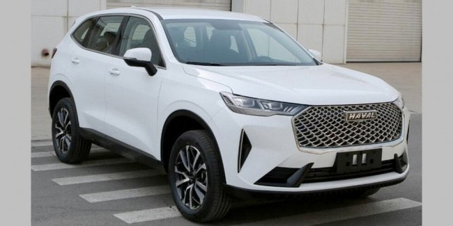 Haval H6 matured outwardly, but remained true to himself