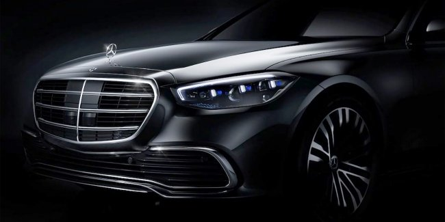 In spite of… the new Mercedes S-Class will retain the V12