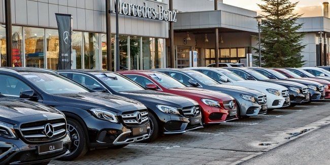 The car market in Europe still has not recovered