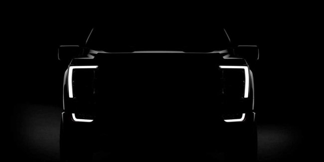 """Ford F-150 revealed the new """"face"""""""