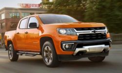Updated Chevrolet Colorado was better, but more expensive