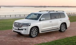 Luxury Ramnicu: extra long Toyota LC and Lexus LX