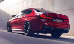 Hardcore BMW M5 CS: first details