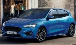 Ford Focus: a hybrid with a moderate appetite
