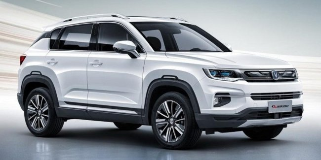 Chinese Changan received Belarusian registration
