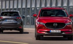 Mazda held a very well point upgrades CX-5