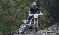 Husqvarna introduced the modernized off-road lineup