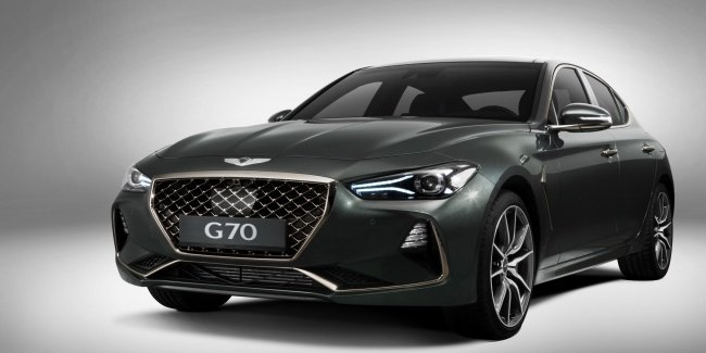 Baperki expectations: updated Genesis G70 will save your engine