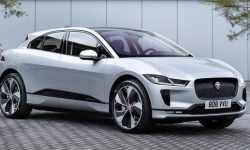 I Jaguar-Pace: three updates in two years