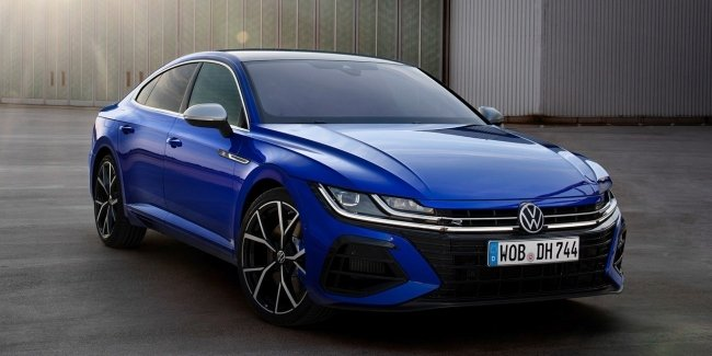 New VW Arteon: more style and more luxury