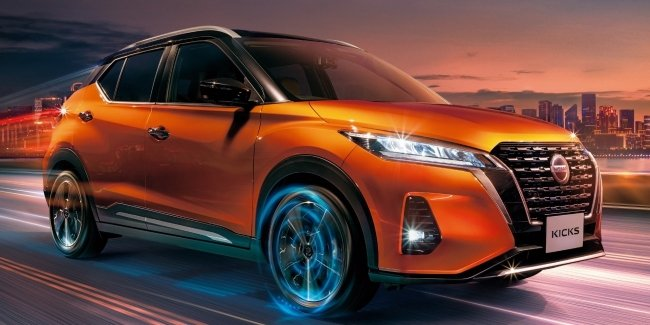 Updated Nissan Kicks officially presented