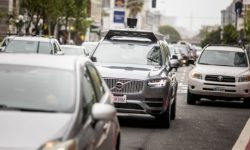 Volvo without a steering wheel and pedals: a new partnership with Waymo