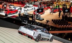 Geneva motor show postponed for another year