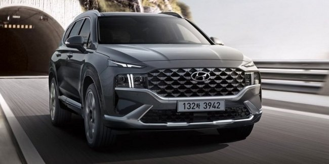 Updated Hyundai Santa Fe is completely new!