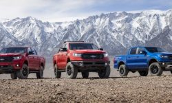 Ford Ranger, which is almost Raptor