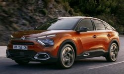 Citroen has shared details about the new cross hatchback C4