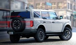 Ford Bronco: sounds like a new legend!
