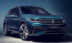 "Updated Tiguan: the ""charged"" for success?"
