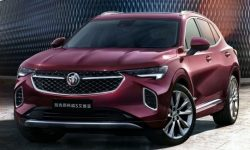 New Buick Envision S: an inside look