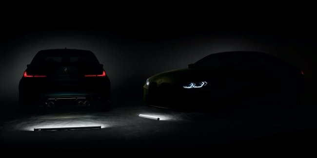 There is information about the new BMW M3 and M4