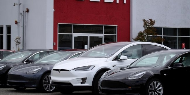 Tesla: the way to the top