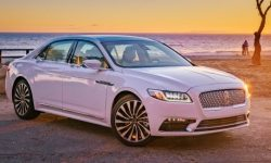 Lincoln says goodbye to Continental