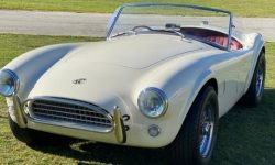 AC Cobra: classic contemporary
