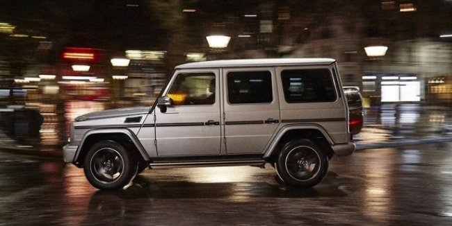 """""""Cheap"""" G-Class: first pictures"""
