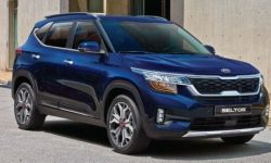 KIA Seltos has been redesigned