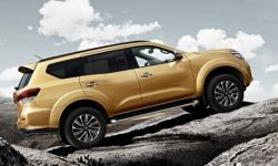 Nissan brought to the test its updated ramnik