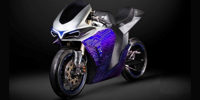 "2electron McFly: the bike with the ""soul"" of the internal combustion engine"