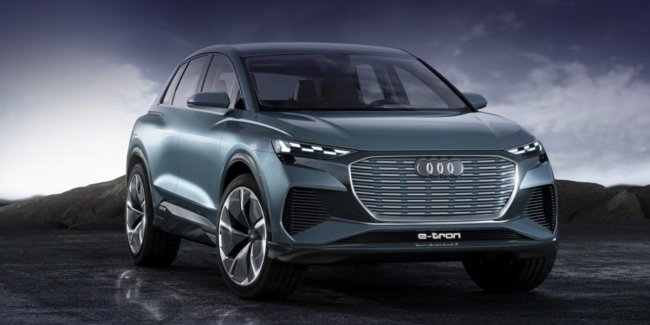 Q4 e-tron: second electrocreaser from Audi