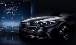 Mercedes has announced the premiere of the new S-Class